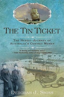 The Tin Ticket By Swiss, Deborah J.